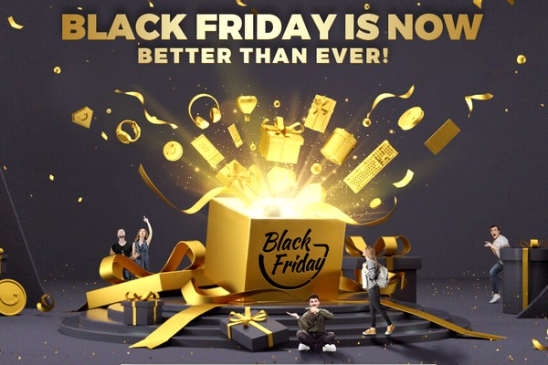 Black Friday and Cyber Monday at Gearbest