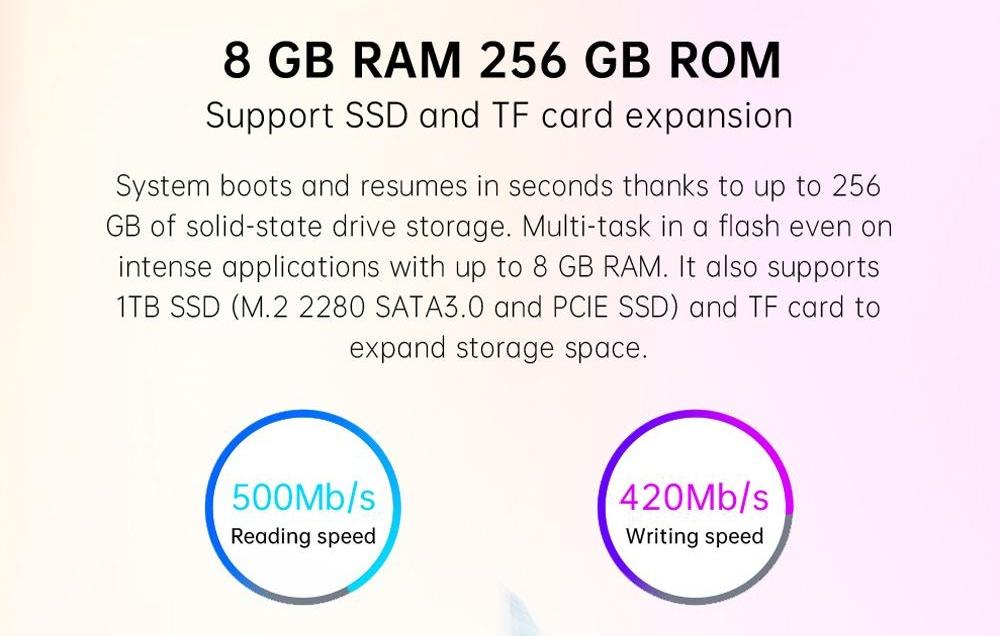 AllDoCube i7Book - SSD
