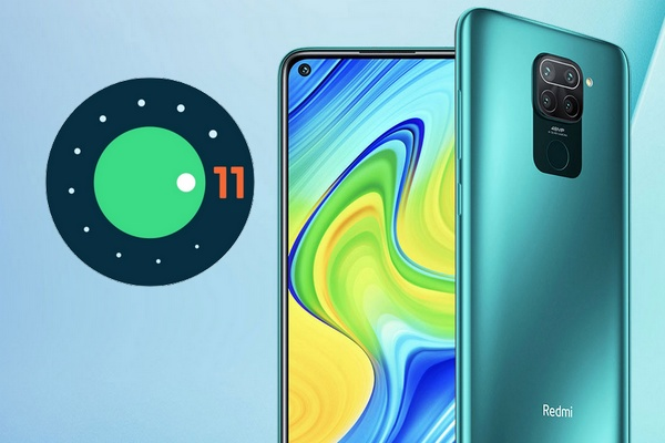 Redmi Note 9 - Android 11