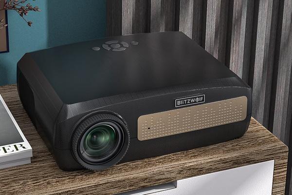 Blitzwolf BW-VP9 - The cheap FullHD projector from Blitzwolf