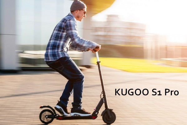 Buy KUGOO S1 Pro Electric Scooter For Just $349.99 (Coupon)