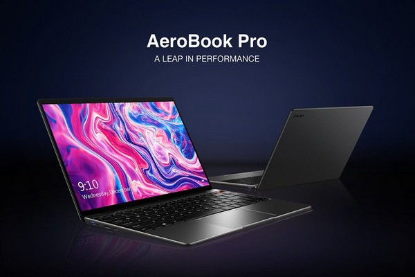 Chuwi AeroBook Pro - Chuwi Windows 10 laptop is available at a great price