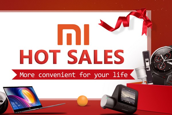 Cool Xiaomi phone deals in several webshops as well