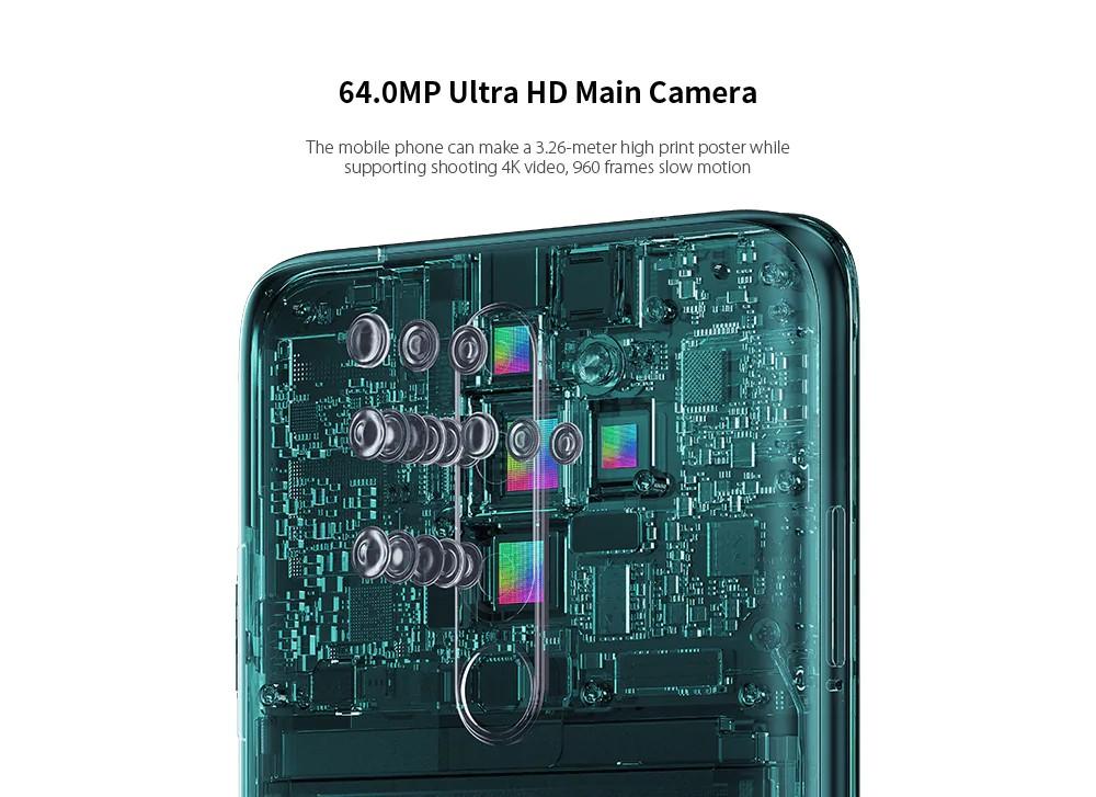 Redmi Note 8 Pro - Cameras