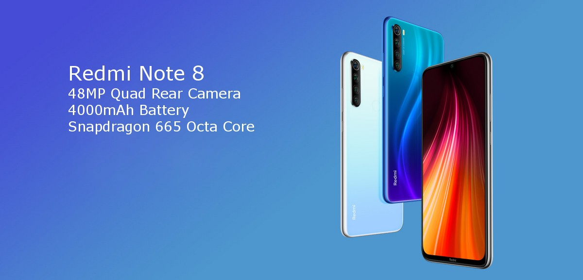 Redmi Note 8