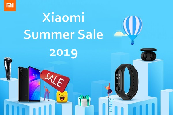 Crazy Xiaomi Summer Sale at GearBest