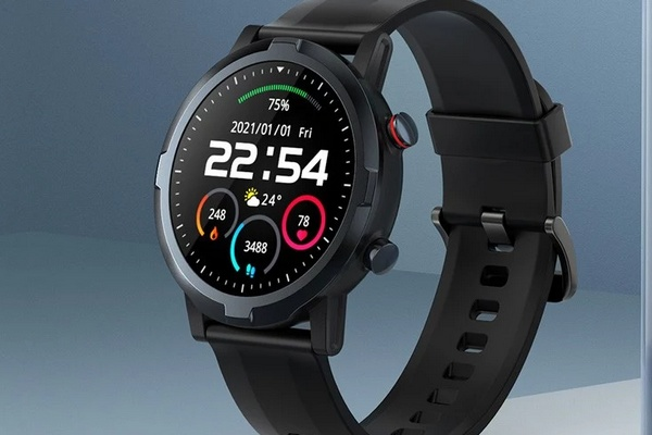 Haylou RT (LS05S) - Waterproof smartwatch, 1.28 inch display with great battery life
