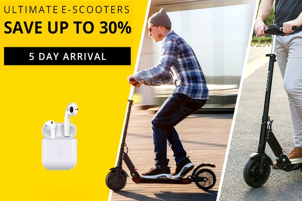 KUGOO electric scooter deals