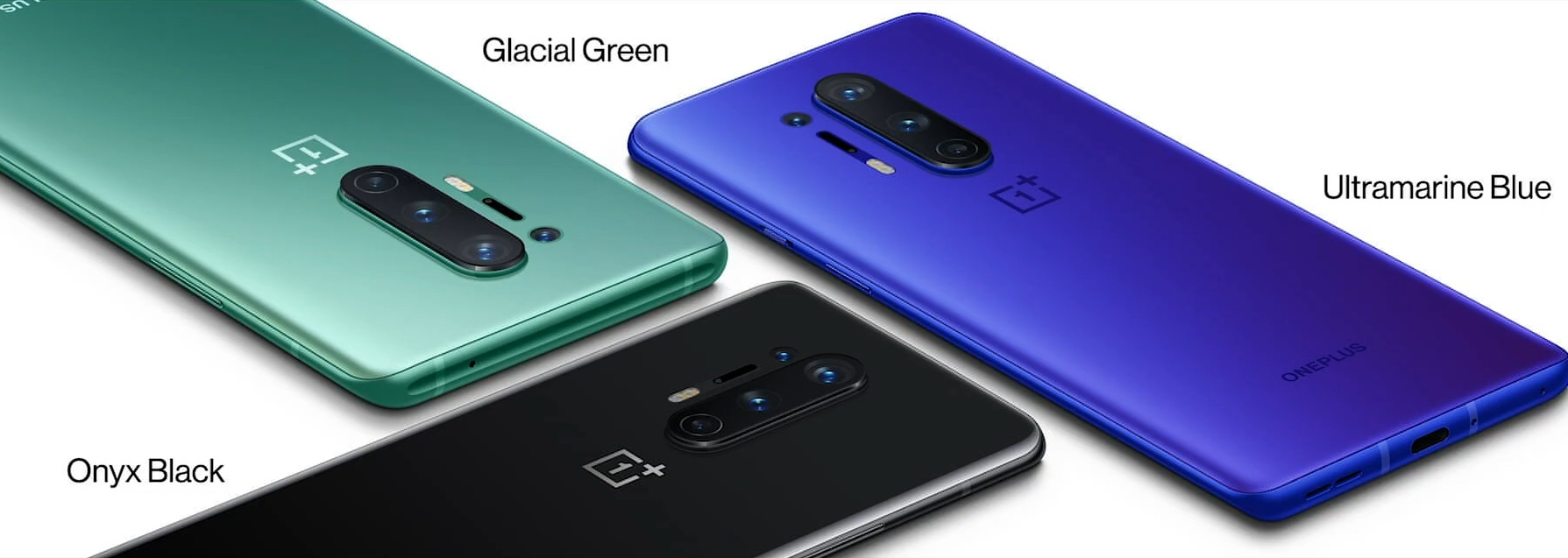 OnePlus 8 Pro - Color Variants