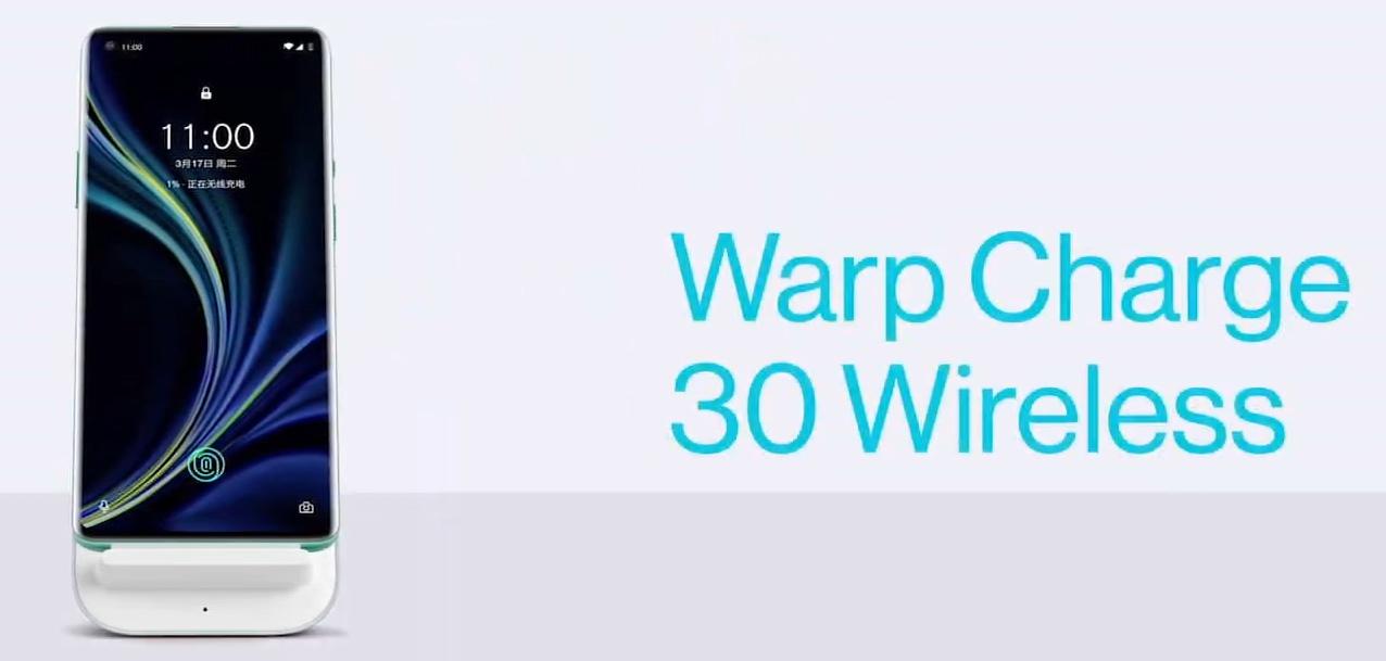 OnePlus 8 Pro - Warp Charge 30 Wireless