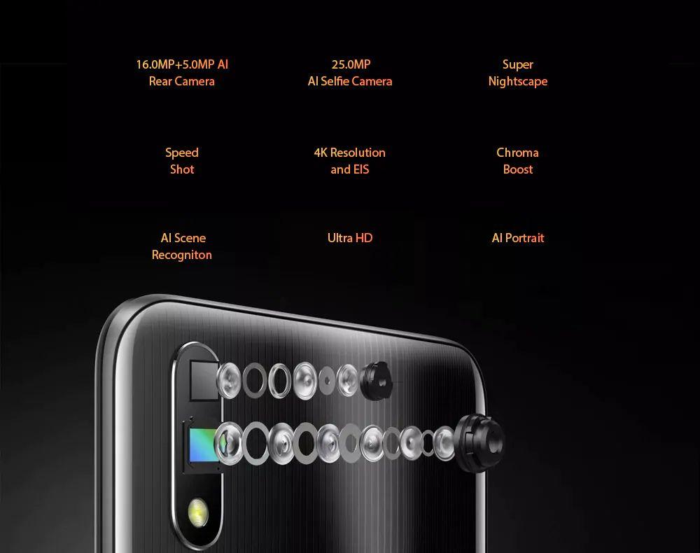 Realme 3 Pro camera