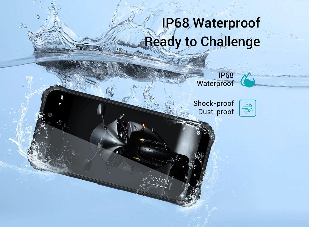 Oukitel WP5 - IP68