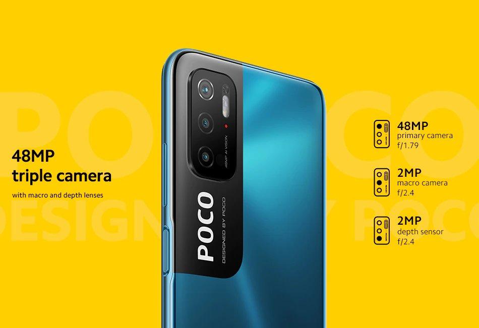 POCO M3 Pro camera