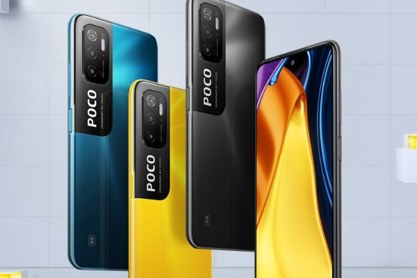 POCO M3 Pro 5G Mobile Phone Now Available - Get it Now