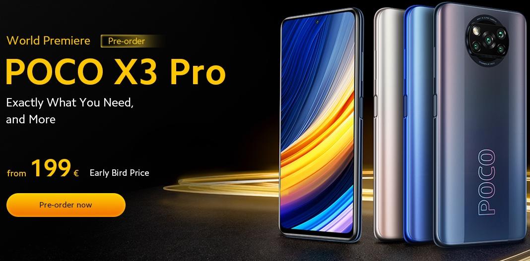 POCO X3 Pro - Deal