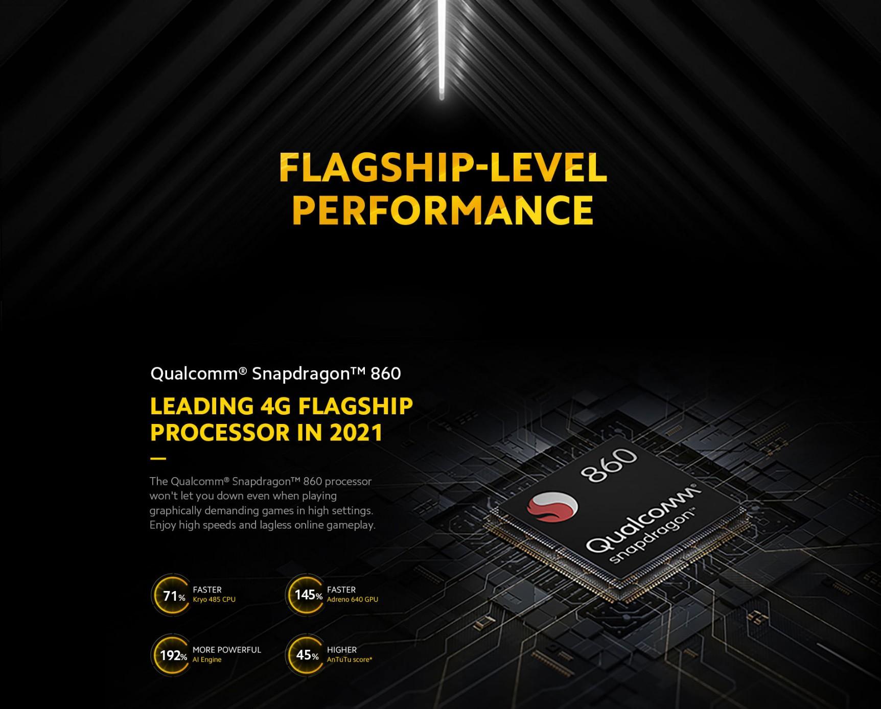 POCO X3 Pro - Snapdragon 860