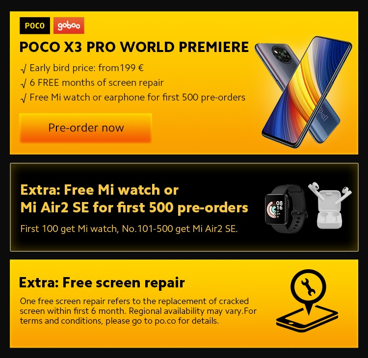 POCO X3 Pro - Buy