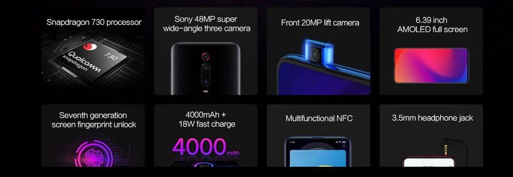 Xiaomi Mi 9T Specs
