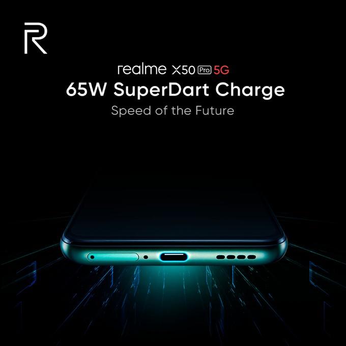 Realme X5 Pro 5G - SuperDart