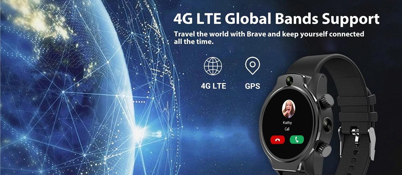 Rogbid Brave - 4G, GPS