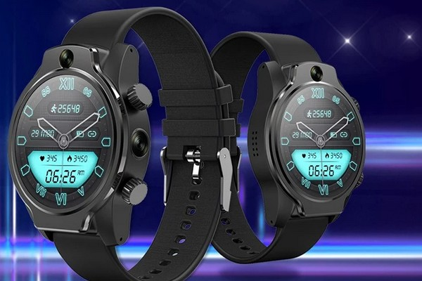 Rogbid Brave - Large screen 4G smartwatch with Android