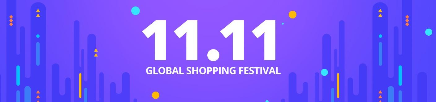 Banggood - 11.11. Shopping Festival