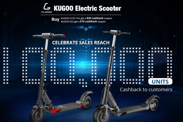 KUGOO promotion
