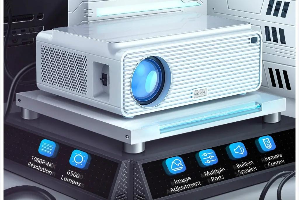 Blitzwolf BW-VP2 projector
