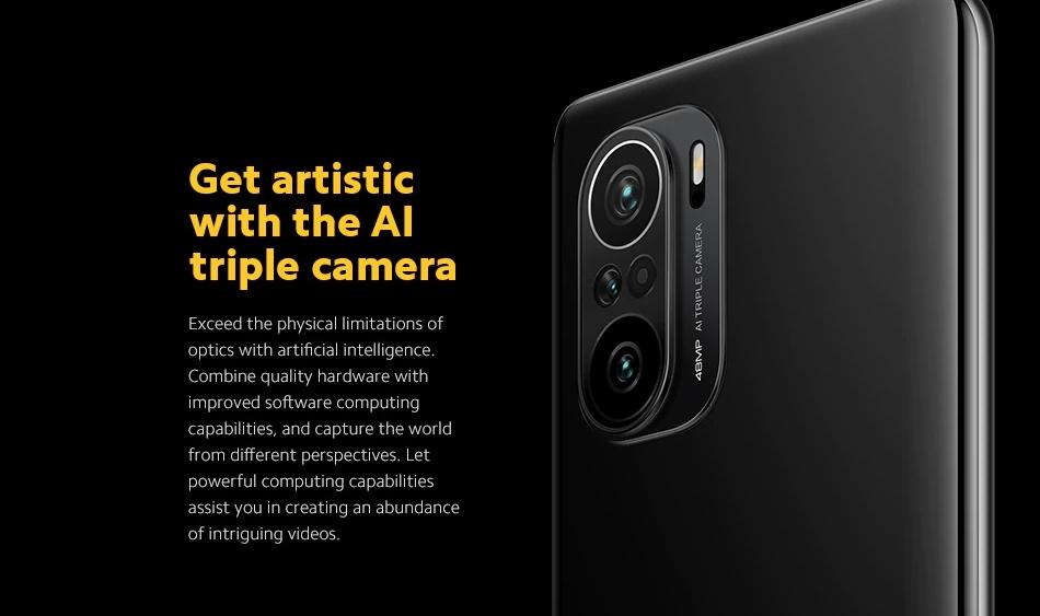 POCO F3 - Camera