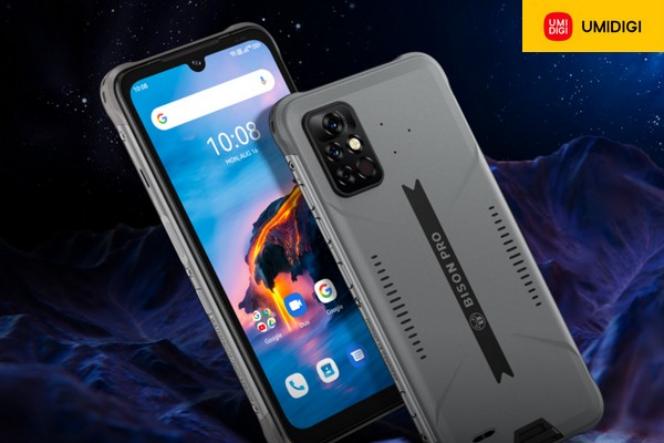The UMIDIGI Bison Pro rugged phone arrives - Helio G80, 48MP camera, Infrared Thermometer Sensor