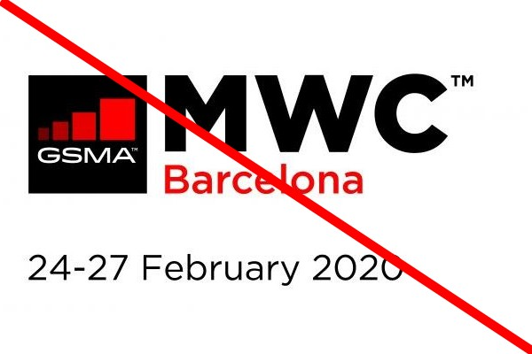 This years Mobile World Congress (MWC 2020) will be canceled due to the ongoing coronavirus