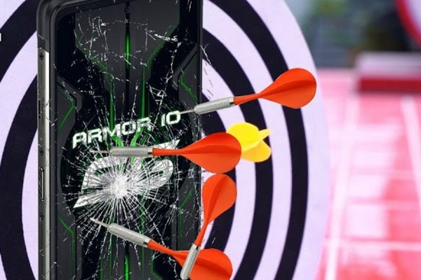 Ulefone Armor 10 5G - Big Violence Test - Video