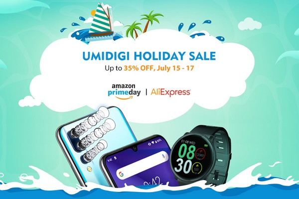 UMiDigi 2019 Holiday Sale is Coming Soon (Sponsored)