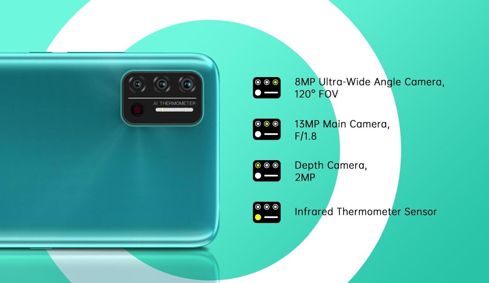 UMiDigi A7S - Cameras