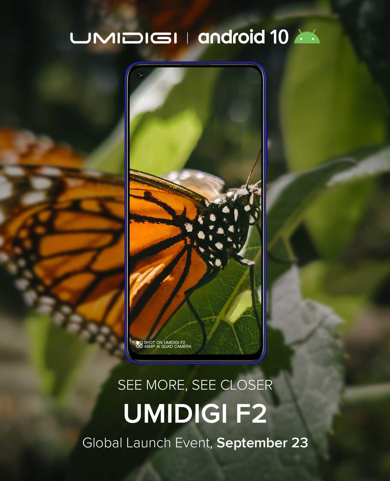 UMiDigi F2 Android 10