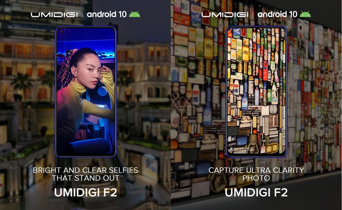UMiDigi F2 - 48MP Camera