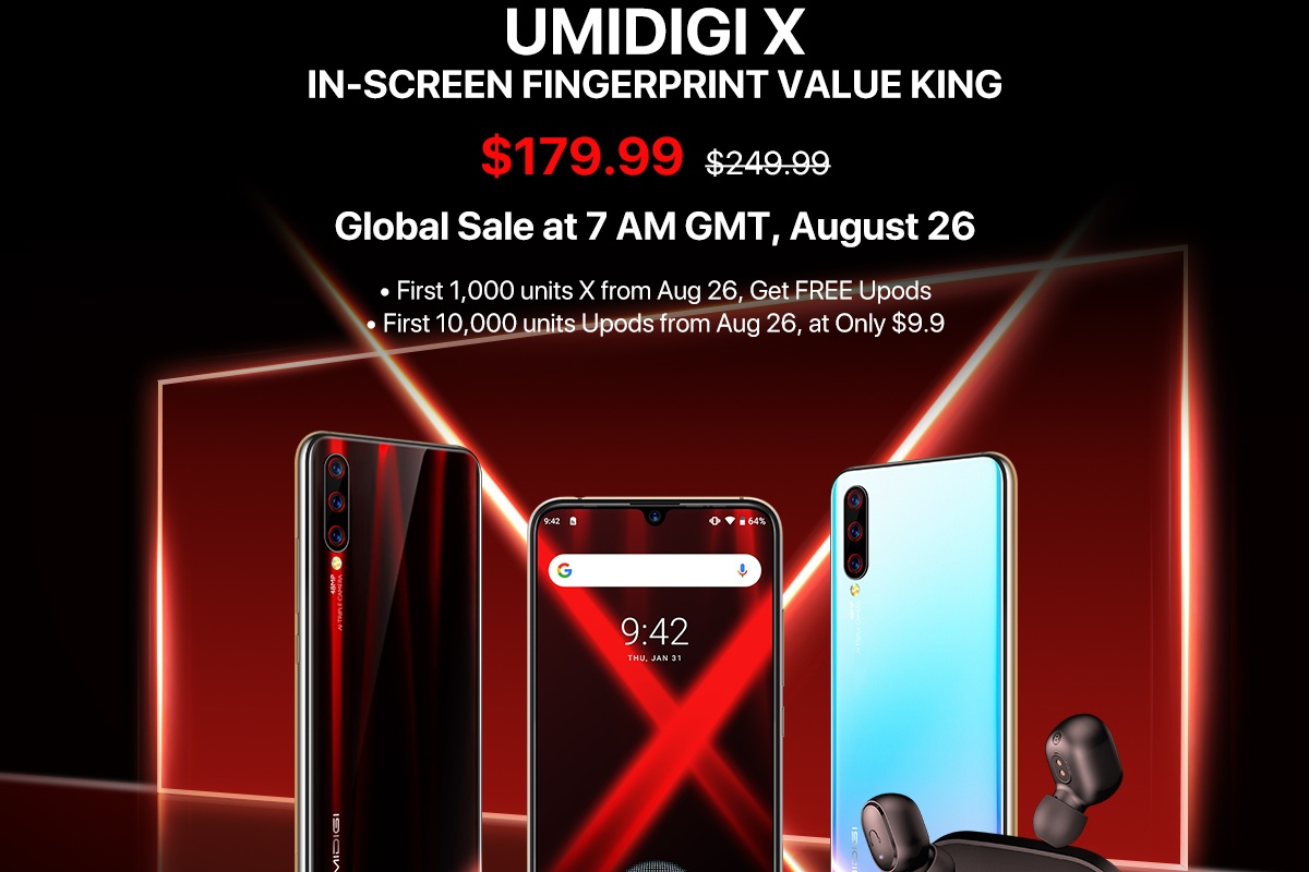 UMiDigi X Price released