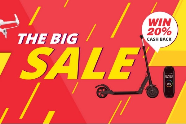 GeekBuying Big Sale