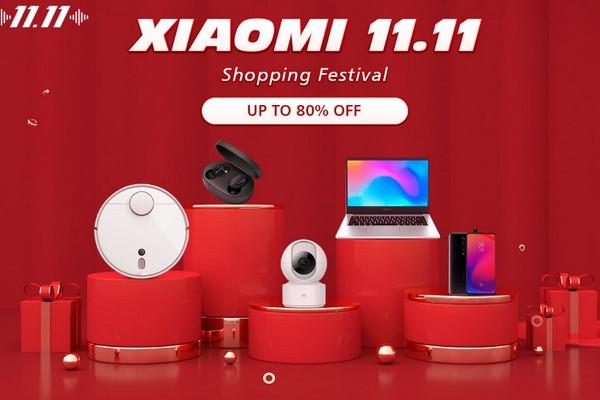 Xiaomi 11.11. promotion