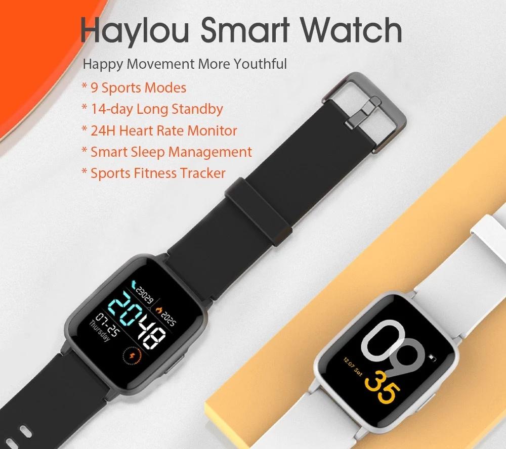 Haylou LS01