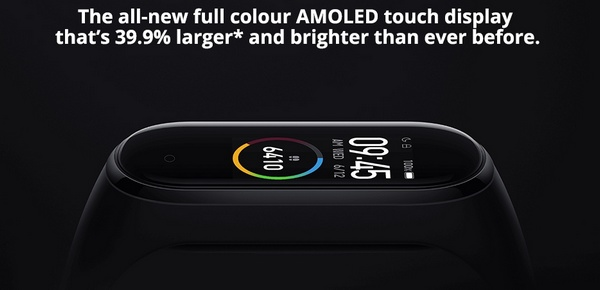 Xiaomi Mi Band 4 AMOLED