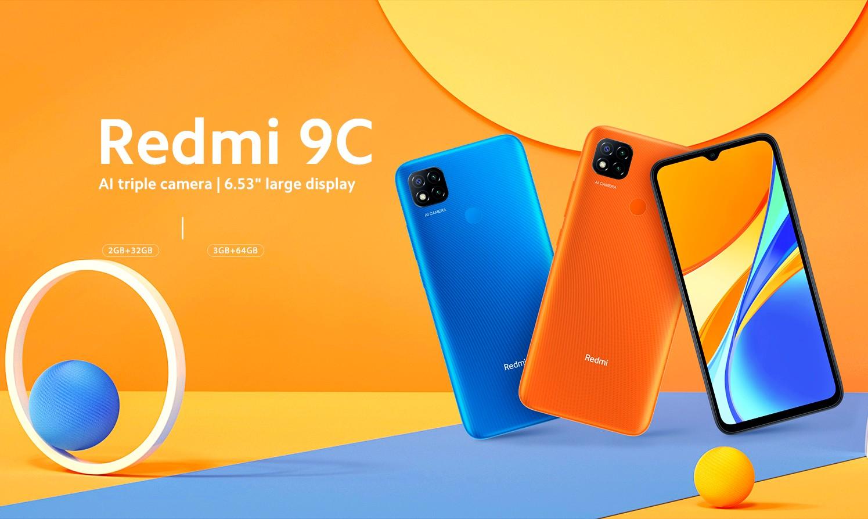 Xiaomi Redmi 9C - Deal