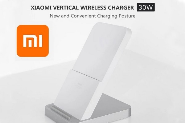 Xiaomi Vertical Wireless Charger 30W