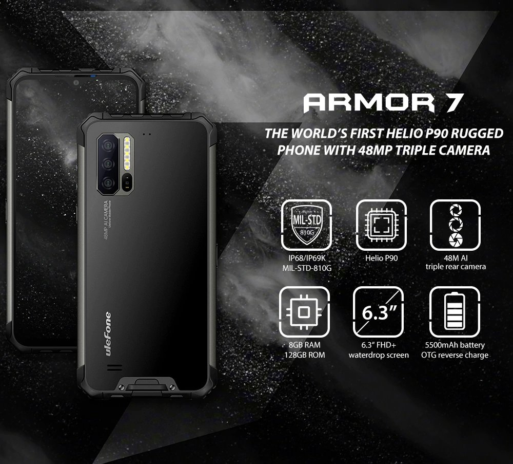 Ulefone Armor 7 - Review