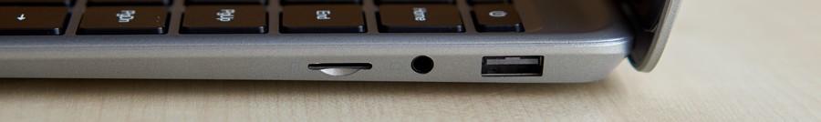 Chuwi HeroBook Pro - Ports - Right