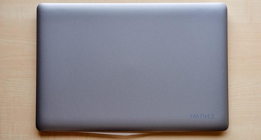 Chuwi HeroBook Pro - Top
