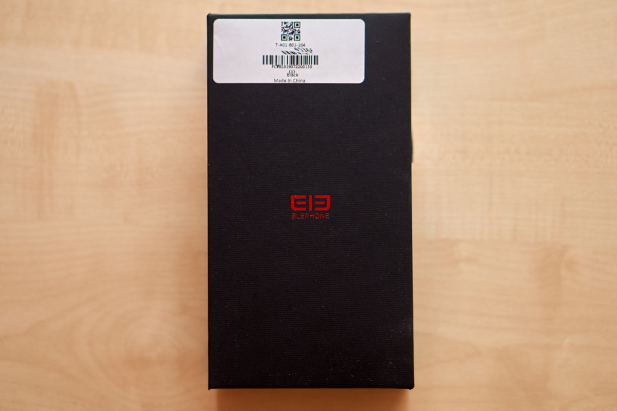 Elephone Soldier box