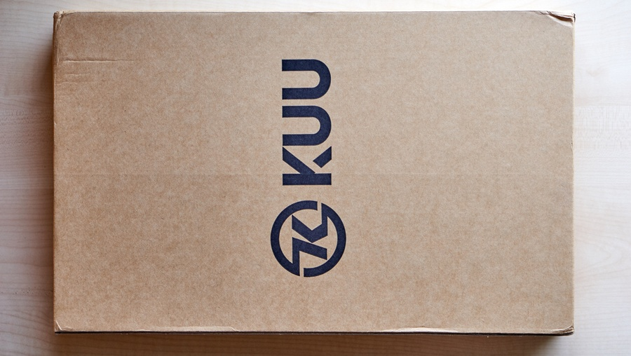 KUU XBook - Box