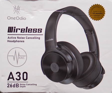 OneOdio A30 - Review - Unboxing